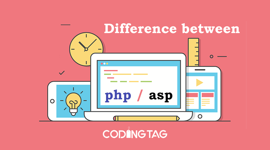 Difference between PHP & ASP