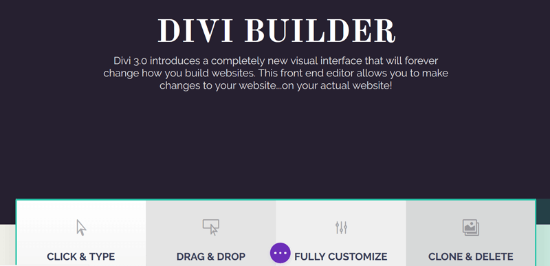 Divi - The Ultimate WordPress Theme