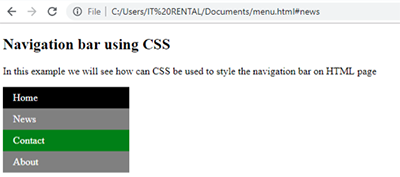 How can CSS enhance the HTML visibility