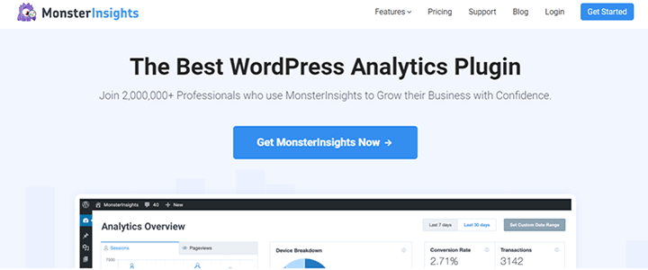 Top 5 WordPress Plugins for Google Analytics