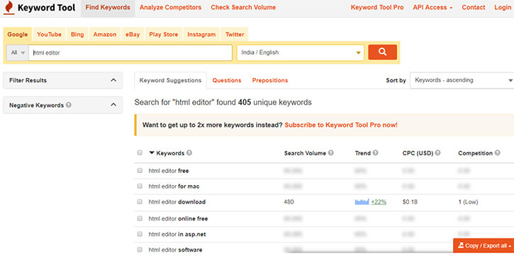 Some of the Best SEO Keyword Research Tools You will Come Around