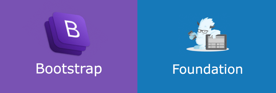 Difference between Bootstrap and Foundation
