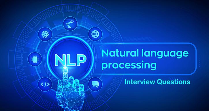NLP Interview Questions