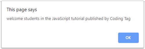 Event Handling in JavaScript
