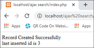 Get the unique id of the last inserted row in PHP MySQL
