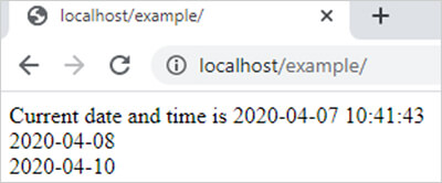 Datetime equal or greater than today in MySQL