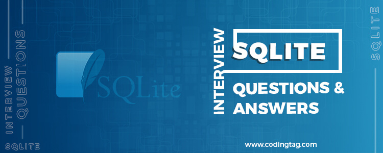 SQLite Interview Questions