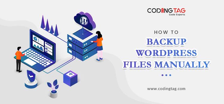 How to Backup WordPress Files Manually