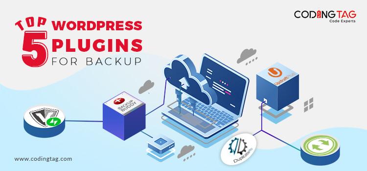 Top 5 WordPress Plugins for Backup