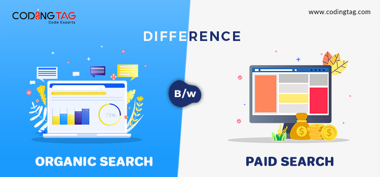 Difference Between Organic Search & Paid Search