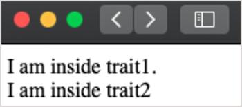 PHP Traits