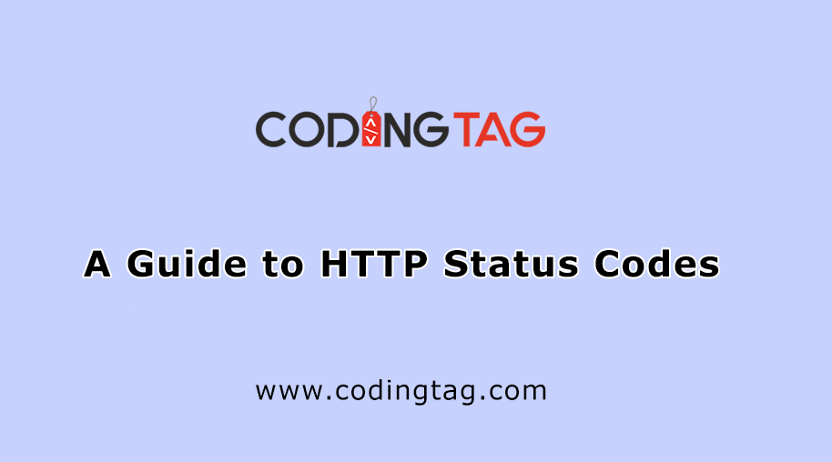 A Guide to HTTP Status Codes