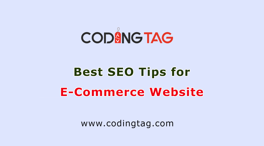 Best SEO Tips for E-Commerce Website