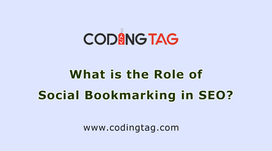 What is the Role of Social Bookmarking in SEO?