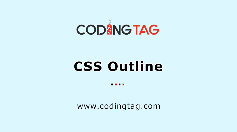 CSS Outline