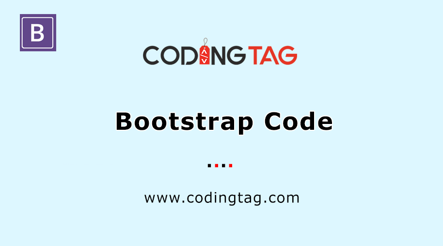 Bootstrap Code