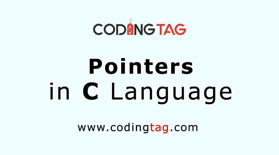 Pointer in C
