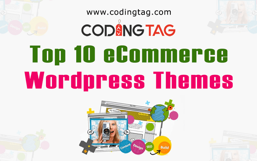 Best Wordpress Themes for your Ecommerce Site