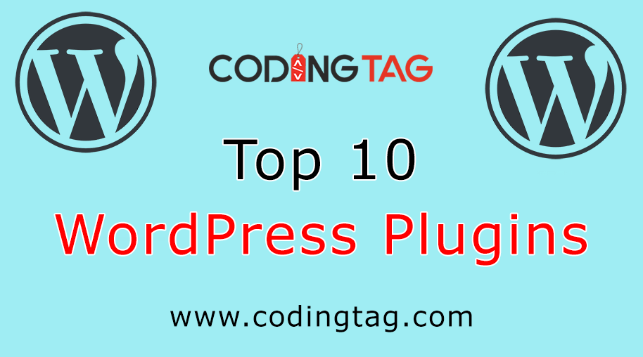 Top 10 Plugins for WordPress