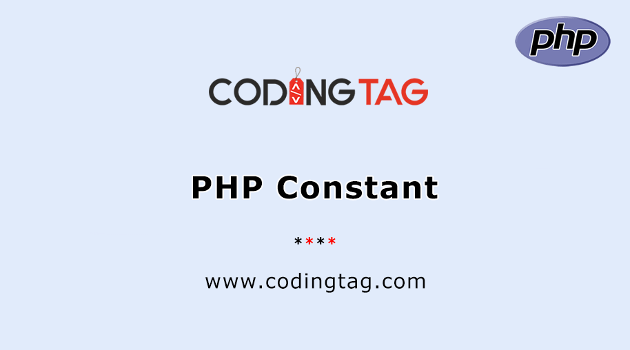 PHP Constant