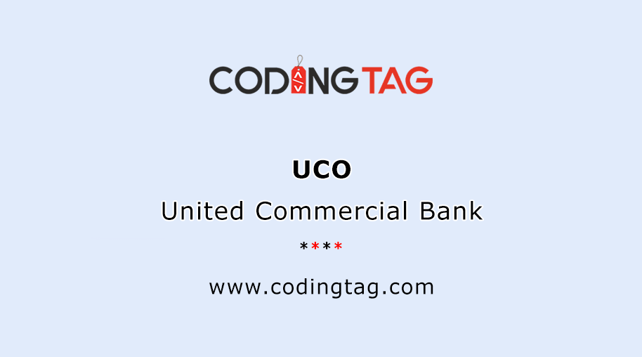 United Commercial Bank (UCO)