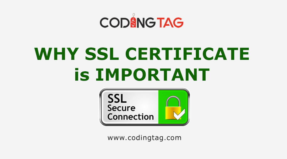 Why SSL Certificate is Important for E-commerce Websites