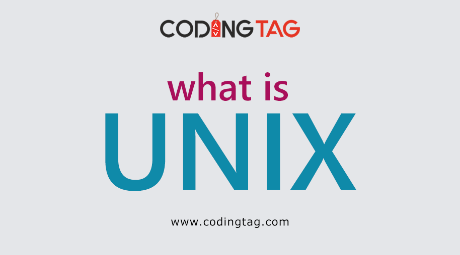 What is Unix ?