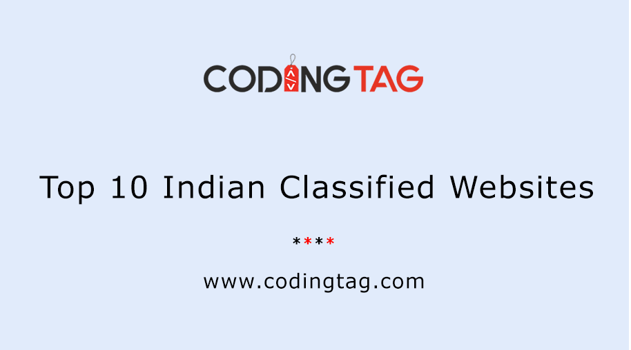 Best 10 India Classified Websites