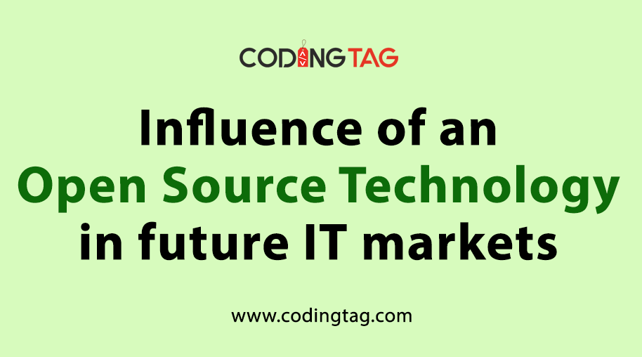 Influence of an Open Source technology in future IT markets