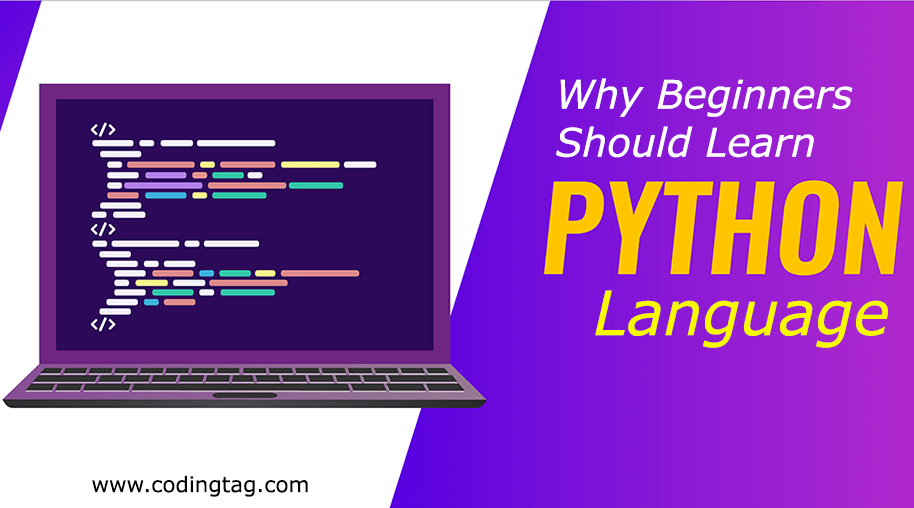 Why beginners should learn Python Language