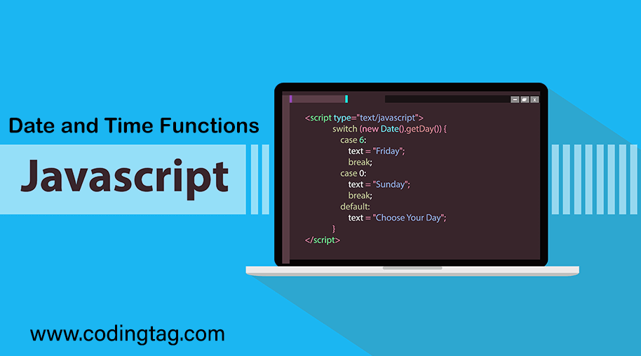 Date and Time Function in JavaScript