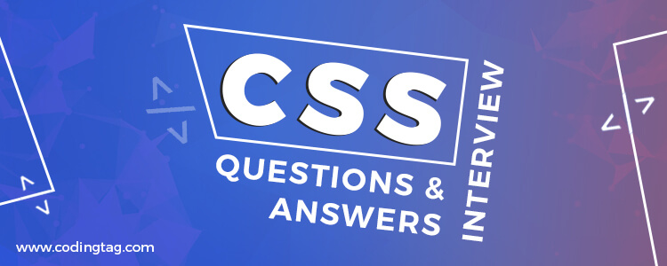 CSS Interview Questions