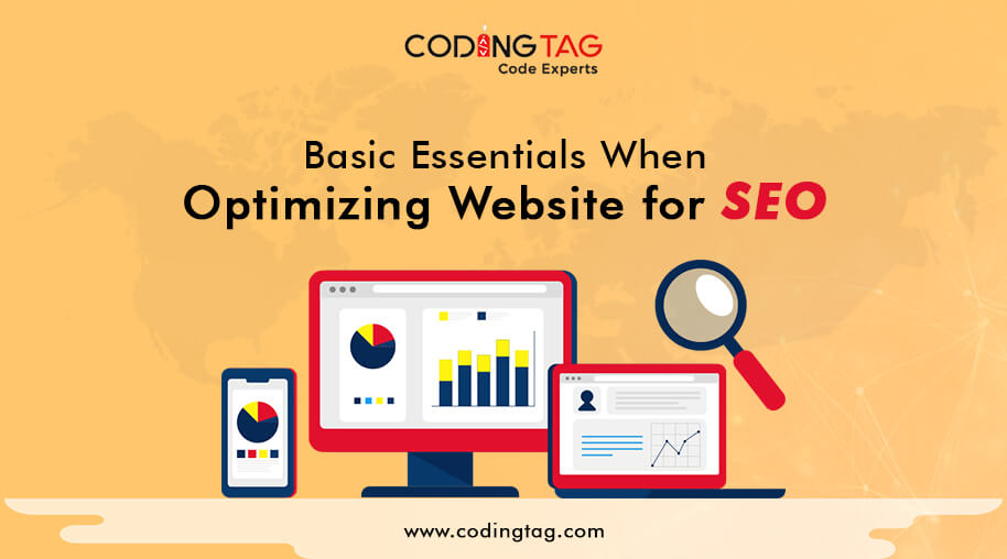 Basic Essentials When Optimizing Website for SEO