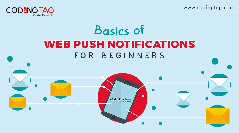 Basics of Web Push Notifications for Beginners