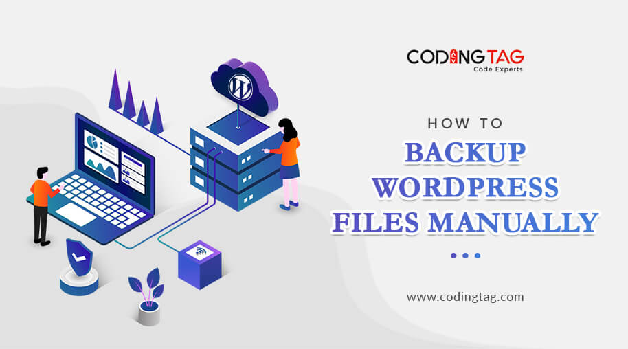 How to Backup WordPress Files Manually
