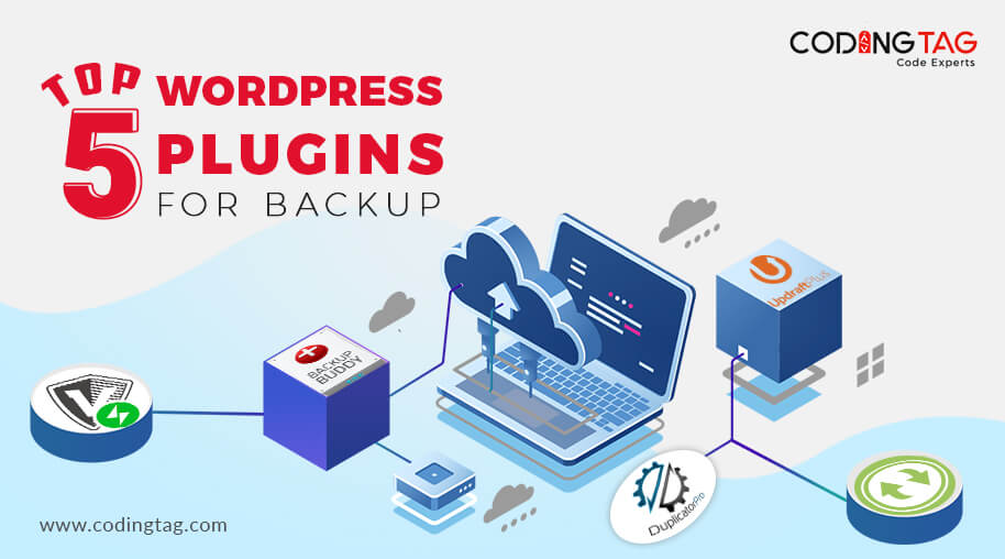 Top 5 WordPress Plugins for Backup