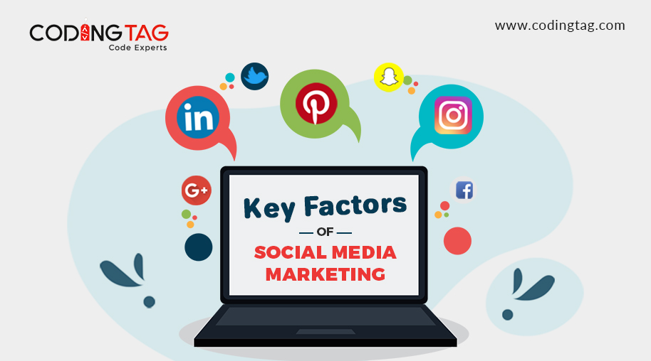 Key Factors of Social Media Marketing