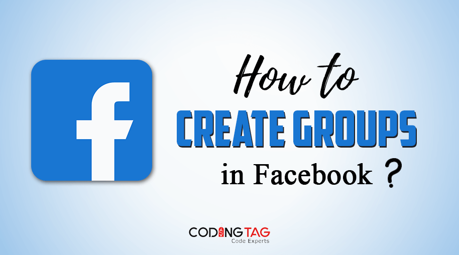 How to create groups in Facebook