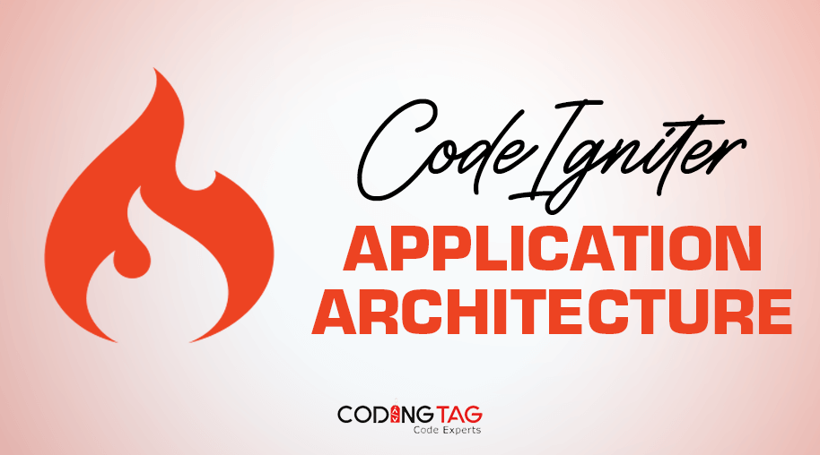 CodeIgniter Application Architecture